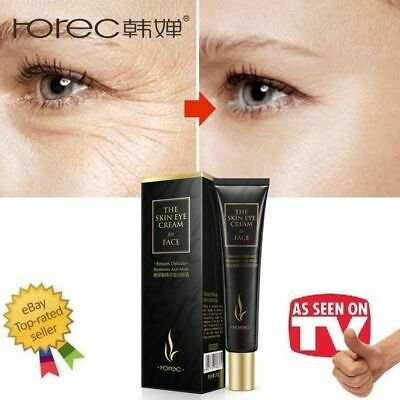 Hyaluronic Acid Eye Serum Anti-Wrinkle Remover Dark Circles Pufiness Eye Essence