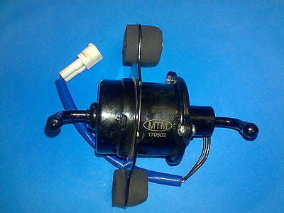 Rear External Fuel pump pompa benzina Nissan X-Trail 2.2 DCi (01-07) 170408H80A