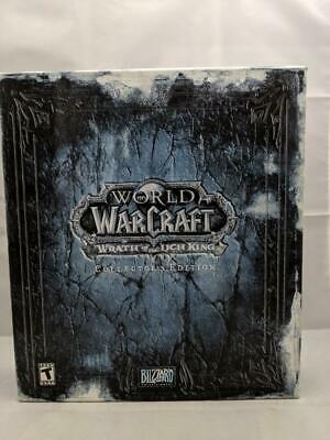 World of Warcraft: Wrath of the Lich King - Collector's Edition PC