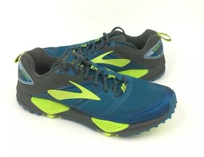 NEW Brooks Cascadia 12 Yosemite Park Trail Running Shoes Sneakers Mens Size  10.5 07c45887479