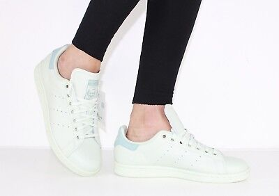 online store d5ba3 a95e3 Adidas Originals Stan Smith Womens Girls Trainers - UK Size 4.5