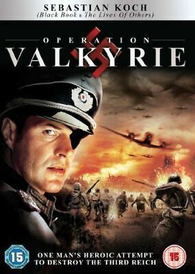 Operation Valkyrie - Dvd **used Very Good** Free Post***