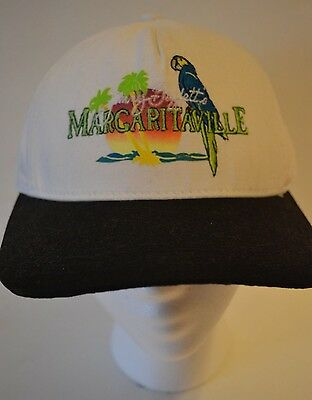Margaritaville Orlando Baseball Cap Hat Jimmy Buffet Parrot Embroider  Adjustable b033cb434368
