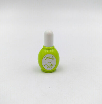Fit For 18'' American Girl Pettie Lime Polish Green Styling Salon Doll Accessory