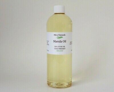Marula Oil Refined from 2 oz to 1 gallon Cold Pressed Organic by MicoNaturals Co