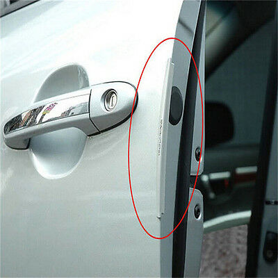 8 Pcs  Car Side Door Edge Defender Protector Trim Guard Protection Strip OJ
