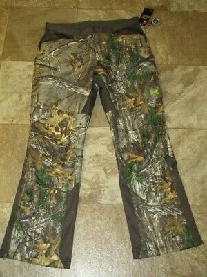 3d85e8cd1eaf8 Under Armour Stealth Fleece Pants Ridge Reaper Barren 1291443-946 Size 40 X  32