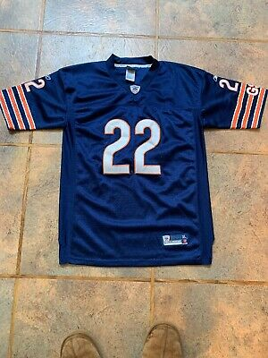 e6ed8e72686 Youth Reebok NFL On Field Chicago Bears Matt Forte Men's Football Jersey #22