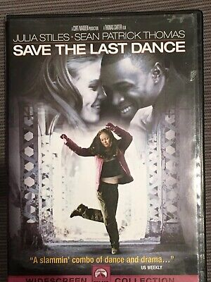 Save the Last Dance DVD-Special Features-Widescreen-Like New