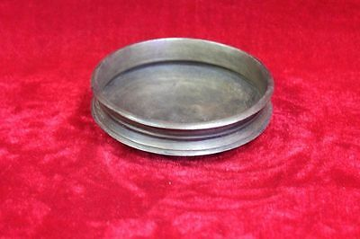 1900's Old Vintage Antique Indian Brass Ashtray Urli Collectible PO-95