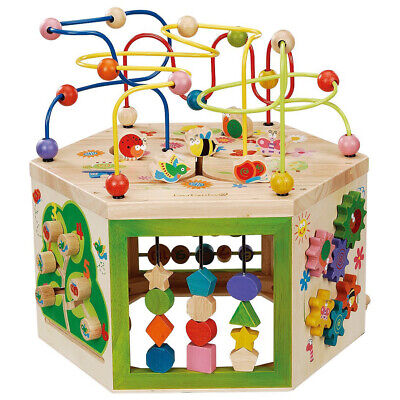 NEW EverEarth Garden Activity Cube