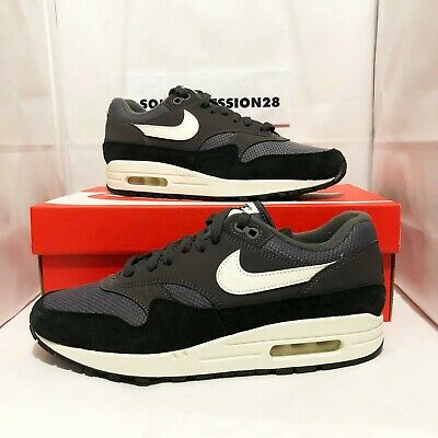 f3ee1de280 NIKE AIR MAX 1 Thunder Grey/Sail-Sail-Black AH8145 012 - $80.00 ...
