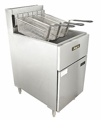 Anets SilverLine SLG100 Gas Fryer New!