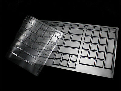 "TPU Clear Keyboard Protector Cover For 17.3"" Dell Alienware 17 R5"