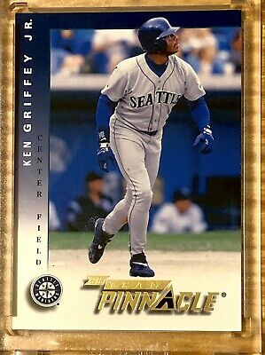 a151983b1f Super Rare 1998 Pinnacle Club Team Pinnacle Bankruptcy Ken Griffey Jr.