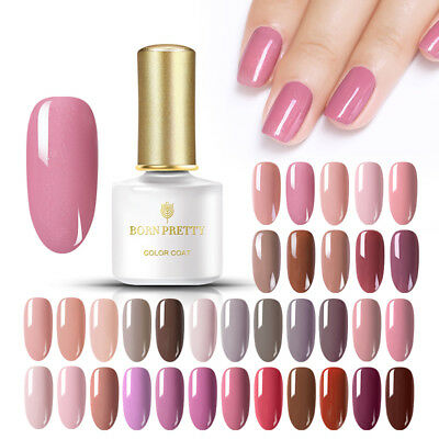 BORN PRETTY Caramel Series Soak Off UV Gel Nail Polish  Pinky  DIY