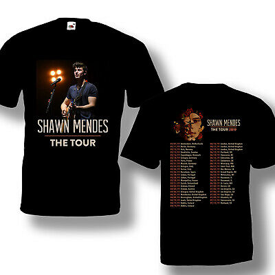 b06656a09 SHAWN MENDES FAMILY Photos Magcon Ladies New T-Shirt - $25.64 | PicClick