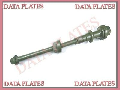 New Bsa M20 Rear Wheel Axle Assembly (Reproduction)