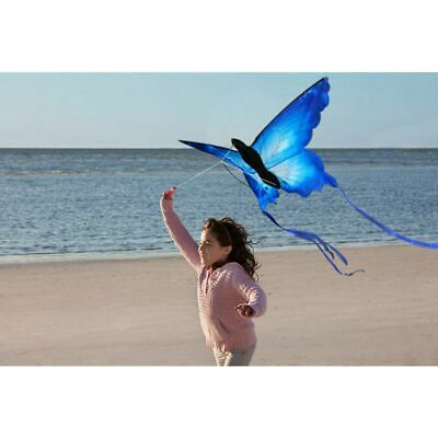 """55/"""" BEAUTIFUL BUTTERFLY SINGLE LINE KITE OUTDOOR SPORT TOY FUNNY SH"""