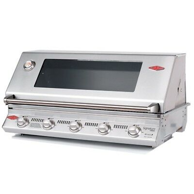 Beefeater Signature S3000S SS 5 Burner Built-In Gas BBQ