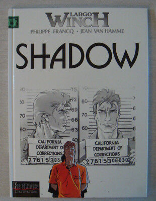 Largo Winch Tome 12 Shadow / Bandes Dessinées EO