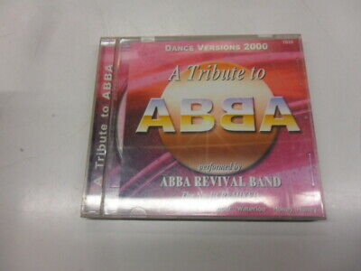 CD  Abba Revival Band - No.1 Hit Mix Version
