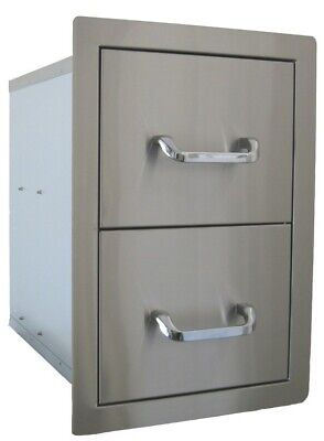 Beefeater Built-In Double Drawer