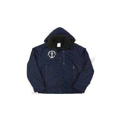 Blouson de quart Marine Nationale (bleu)