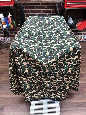 Barber Cape Gown B Ape Camouflage