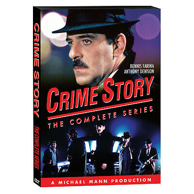 Crime Story: The Complete Collection DVD - Region 1 (US & Canada)