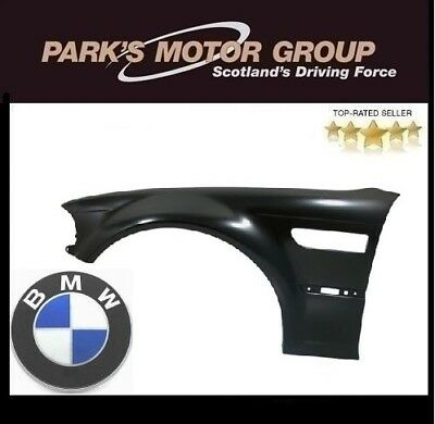 GENUINE NEW BMW E46 M3 NS Front Wing Fenders 41357894337 LEFT