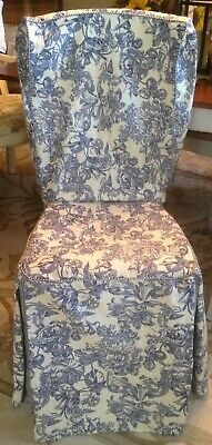 Pleasing Waverly Ballard Bouquet Dining Chair Covers Set Of 2 Crimson Gmtry Best Dining Table And Chair Ideas Images Gmtryco