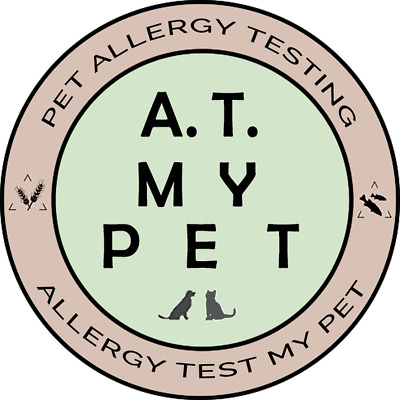 Dog Allergy Test For 114 Allergens Home Sample Kit (1 Dog) Allergy Test My Pet
