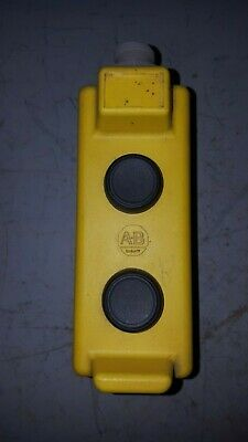 Allen Bradley Up-Down Hoist Push Button Crane Remote