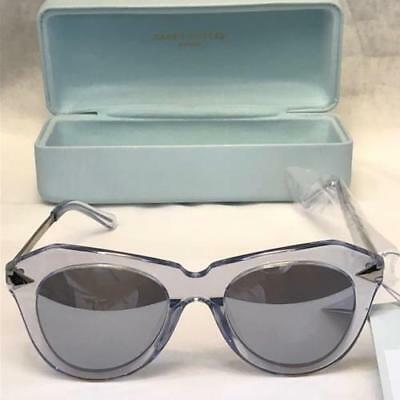 217aea95687b NWT KAREN WALKER Sunglasses SPACE BUG Turquoise HOLLYWOOD POOL Round ...