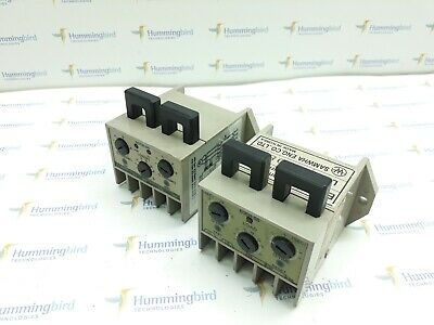 Lot Of 2!! Eocr Ss30N 220 Electronic Over Current Relay