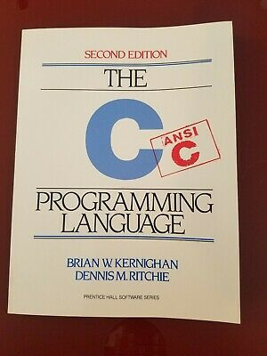 The C Programming Language Kernighan Ritchie Pdf
