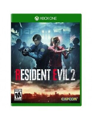 Resident Evil 2 Remake PS4 (Xbox One)