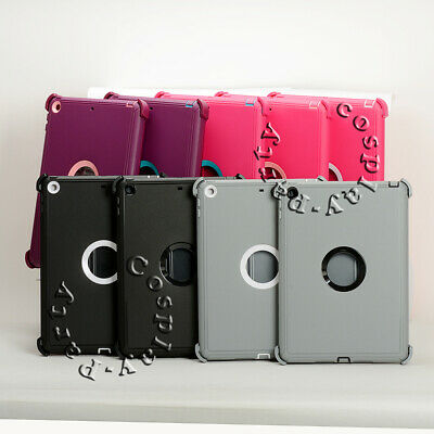 iPad 6th Generation & 5th Generation Case w/Stand Cover fits Defender Series