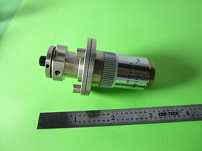 Microscope Objective Leitz Wetzlar Allemagne Fluotar 100x Infinity Optiques Bn