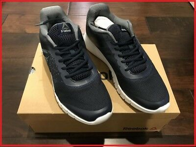937f8aa9a2d Reebok Instalite Run Running Shoes Sneakers Trainers - Men - Navy - BS8481  Sz12