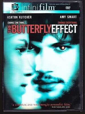 The Butterfly Effect (Infinifilm Edition DVD) Ashton Kutcher Amy Smart