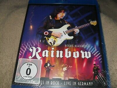 Ritchie Blackmore's Rainbow Memories in Rock Live in Germany All Region Blu-ray