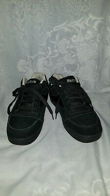 fbf982d8331d Reebok Men s Work Soyay RB1910 Skate Style Safety Shoes Sz 12W