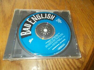 Bad English Cd Single Heaven Is A 4 Letter Word Brand New Sealed