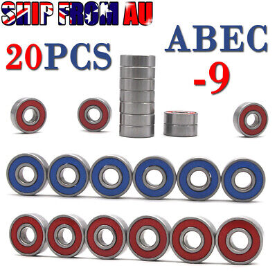 Abec-9 608 Wheel Bearings F Skateboard Stunt Scooter Quad Inline Skate