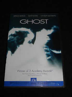 Ghost Dvd (Like New)