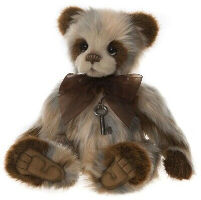 Candice - collectable jointed plush teddy bear by Charlie Bears - CB191906A