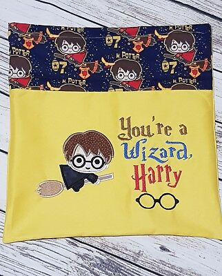Library Bag - Harry Potter...