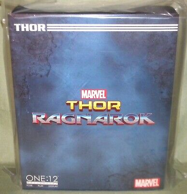 Mezco NEW One:12 Thor Authentic Collective Thor Ragnarok Action Figure